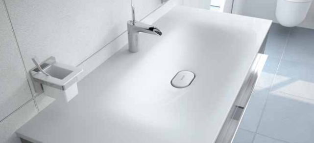 Infinit Washstand Top View