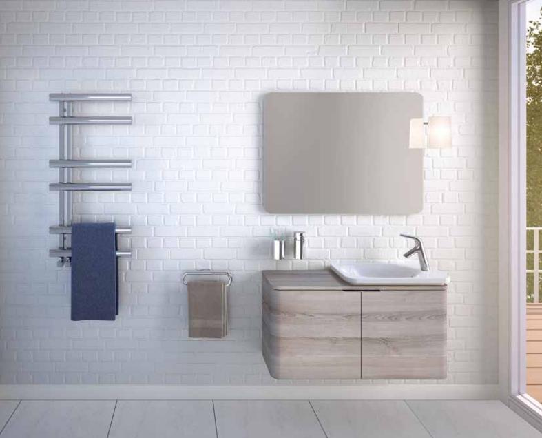 Nest Trendy Bathroom