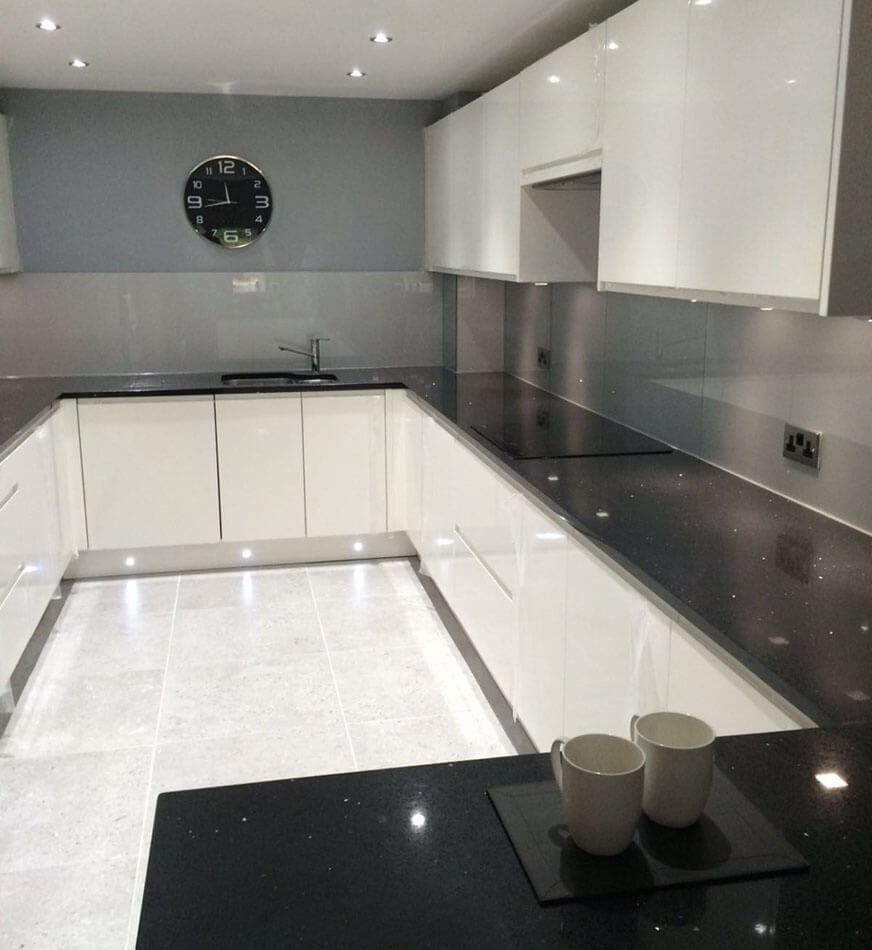 Kitchen installed in Sheffield