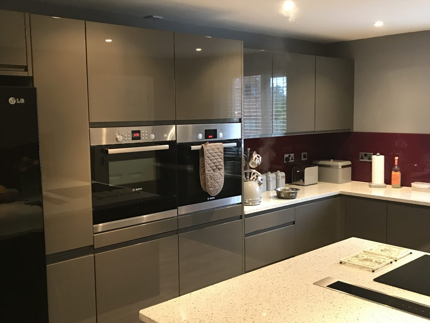 New Virtu 'Neo' Kitchen Installed