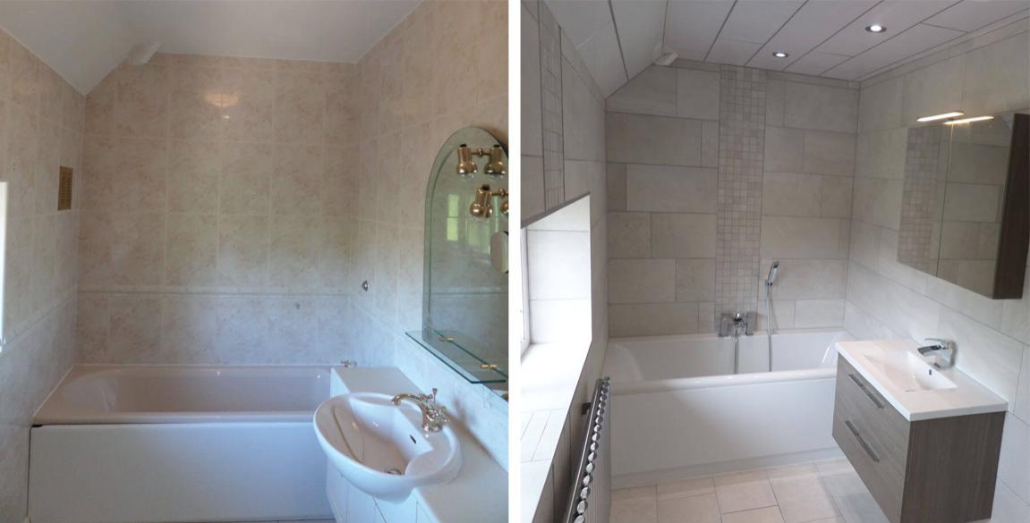 Johnston Bathroom Renovation