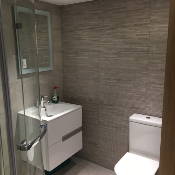 Vitty En-Suite And Main Bathroom Renovation